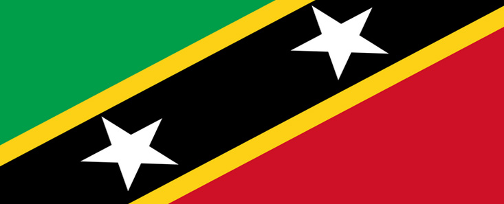 St Kitts and Nevis Immigration from Dubai